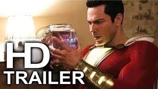 SHAZAM Trailer #2 International NEW (2019) Superhero Movie HD