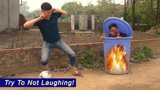 Must Watch New Funny ???? ????Comedy Videos 2019 - Episode 4 - Funny Vines || SML Prank