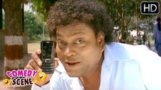 Sadhu Kokila Mobile Comedy with Ganesh | Kannada Comedy Scenes | Circus Movie | SGV Comedy