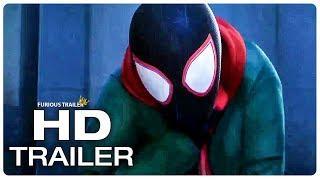 SPIDER-MAN- INTO THE SPIDER-VERSE Spiderman vs Kingpin Trailer (NEW 2018) Superhero Movie HD
