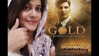 Pakistani Girl Reaction on indain Upcoming movie Gold[2018]_Historical Event Based story