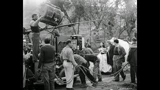 37 Amazing Behind the Scenes Photos From the Making of Classic Film 'Gone With the Wind' 1939