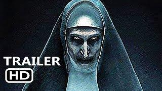 THE NUN Official Trailer (2018) Horror Movie