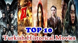TOP 10 Turkish Historical Movies ❇ I Movie ❇ Islamic Movie ❇ Islamic Historical Movie