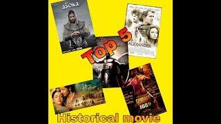 Top 5 Historical movie!!!by KK Thecnical