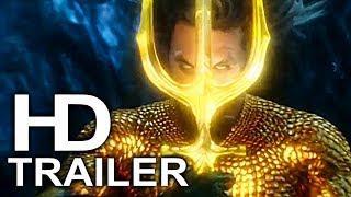 AQUAMAN Epic Final Trailer NEW (2018) Superhero Movie HD