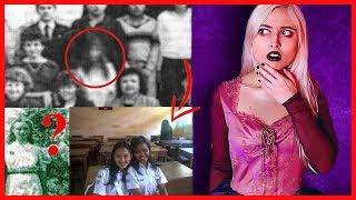 10 REAL CREEPY GHOST Pictures and The Scary Stories Behind Them