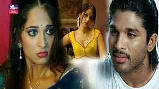 Anushka Shetty Telugu Old Movie Comedy Scene | Telugu Comedy Scene | Mana Cinemalu