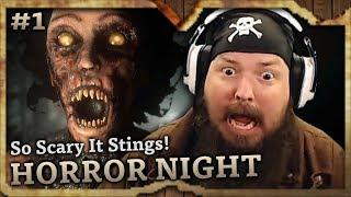 So Scary It Stings! ???? Horror Night Highlights #1