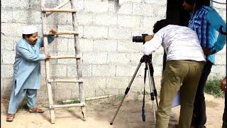 Chotu Dada | Comedy Drama | Shahzada Ghaffar | Making Videos 11