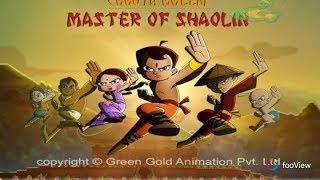 Chhota Bheem Master Of Shaolin Full movie in Hindi