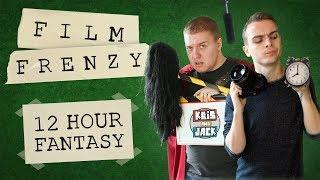 We Made a Fantasy Film in 12 Hours! | Film Frenzy | Kris and Jack