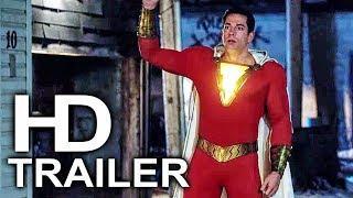 SHAZAM Like Superman Trailer NEW (2019) Superhero Movie HD