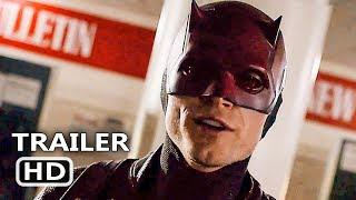 DAREDEVIL Season 3 Final Trailer (2018) Netflix, TV Show HD