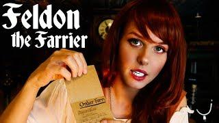Feldon the Blacksmith//ASMR Fantasy Role-play//Personal Attention & Soft Spoken RP