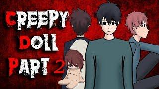 Scary Story Creepy Doll Part 2  Animated In Hindi
