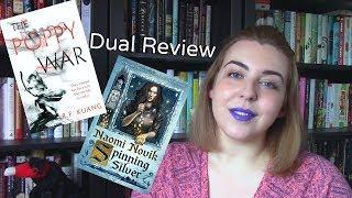 Dual Fantasy Book Review: The Poppy War and Spinning Silver