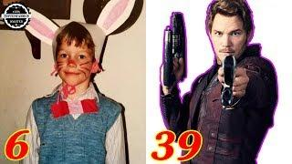 Chris Pratt Transformation ★ From 6 To 39 Years Old