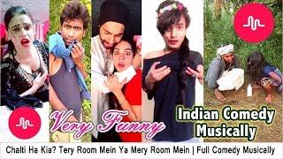 Chalti Ha Kia? Tery Room Mein Ya Mery Room Mein | Full Comedy Musically | #Top5Presents