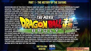 Dragon Ball Super Broly Full Movie SCENE By SCENE From Someone Who Watched It!