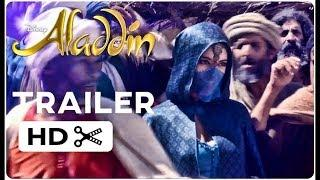 Aladdin (2019) Teaser Trailer #1 - Disney Fantasy/Adventure Movie | Mena Massoud, Naomi Scott