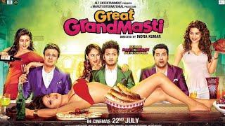 Great Grand Masti full movie Bollywood
