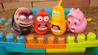 Larva Full episodes 2018 | Cartoons For Children | Larva Movie For Kid Best Cartoon part 27