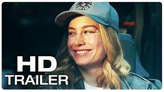 CAPTAIN MARVEL Smiling Carol Danvers Trailer (NEW 2019) Marvel Superhero Movie HD