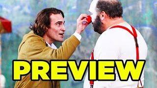 JOKER MOVIE First Look! Joaquin Phoenix Joker Origin Explained!