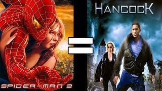 24 Reasons Spider-Man 2 & Hancock Are The Same Movie