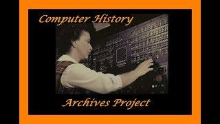 Computer History Archives Project (CHAP)  films, videos, Introduction
