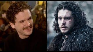 """Kit Harington says the Game of Thrones finale is """"disappointing""""   PopBuzz Meets"""