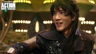 LEGEND OF THE ANCIENT SWORD (2018) Trailer - Leehom Wang Action Fantasy Movie