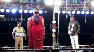 Bhikari Jatra Comedy | Rajani Sajani Rati Pahila| Sibani Gananatya | Screen News Odia