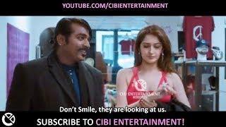 Junga - Vijay Sethupathi & Sayesha Comedy Scenes | Vijay Sethupathi, Sayyeshaa, Madonna | Gokul