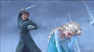 New Frozen 2013 Full Movie English - Animation Memorable moments - Elsa & Anna - Disney Cartoon 2018