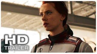 AVENGERS 4 ENDGAME IMAX Trailer #2 Official (NEW 2019) Marvel Superhero Movie HD