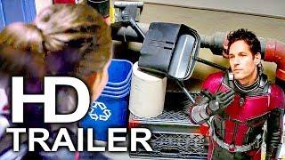 ANT MAN AND THE WASP Final Trailer NEW (2018) ANT MAN 2 Superhero Movie HD