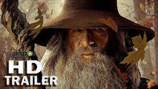 The Lord of the Rings - Teaser Trailer (2019) | Amazon Series |  Adventure Fantasy Concept HD
