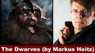 Fantasy Book Review – The Dwarves (by Markus Heitz)