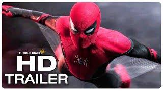 SPIDER MAN FAR FROM HOME Official Trailer #1 (NEW 2019) Tom Holland Superhero Movie HD