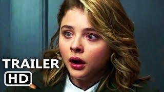 GRETA Official Trailer (2019) Chloe Grace Moretz, Isabelle Huppert Movie HD
