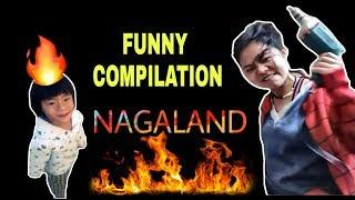 Try Not to Laugh Challenge   Funny Videos   Nagaland   Naga   comedy  