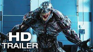VENOM Riot Vs Venom Battle Scene Trailer NEW (2018) Tom Hardy Superhero Movie HD