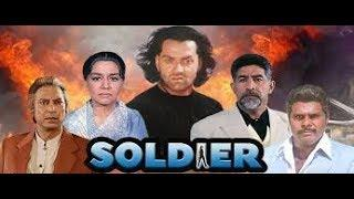Soldier [1998] [HD] Full Movie  - Bobby Deol - Preity Zinta - Bollywood Action Movies