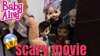 BABY ALIVE Scary Movie The Monster Next Door baby alive videos