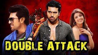 Double Attack (Naayak) Telugu Hindi Dubbed Full Movie| Ram Charan, Kajal Aggarwal, Amala Paul