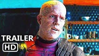 """DEADPOOL 2 """"Batman and Martha"""" Trailer (NEW 2018) Ryan Reynolds Movie HD"""