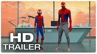 SPIDER-MAN: INTO THE SPIDER-VERSE Final Trailer (NEW 2018) Animated Superhero Movie HD