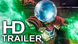 SPIDER-MAN FAR FROM HOME Trailer #2 NEW (2019) Marvel Superhero Movie HD